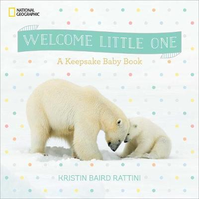 Welcome Little One: A Keepsake Record Book