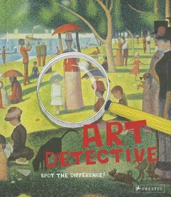 Art Detective: Spot the Difference! Find the Fake!