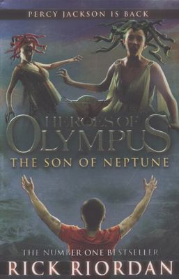 The Son of Neptune (#2 Heroes of Olympus)