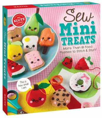 Sew Mini Treats (Klutz)