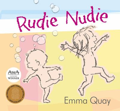 Rudie Nudie (Board Book)