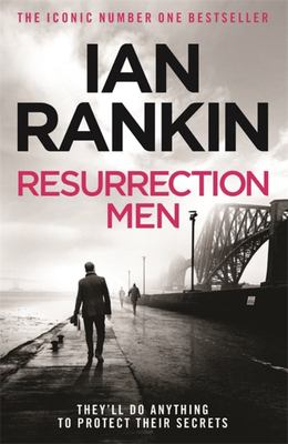 Resurrection Men (Inspector Rebus #13)