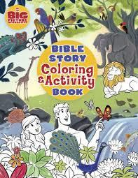 Bible Story Colouring and Activity Book