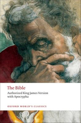 Bible - Authorized King James Verssion with Apocrypha
