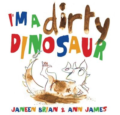 I'm a Dirty Dinosaur (HB)