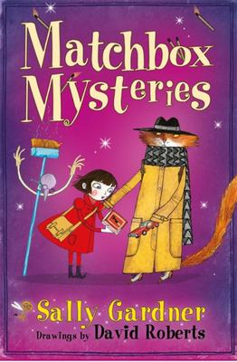 The Matchbox Mysteries (Fairy Detective Agency #4)