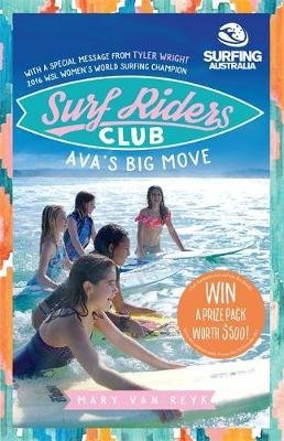 Ava's Big Move (Surf Riders Club#1)