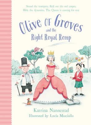 The Right Royal Romp (Olive of Groves #3)