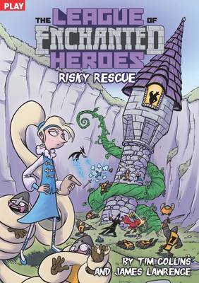 Risky Rescue (the League of Enchanted Heroes) Play