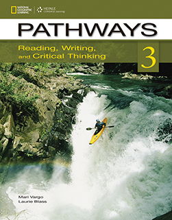 Pathways 3: Reading, Writing and Critical Thinking with Online Access Code