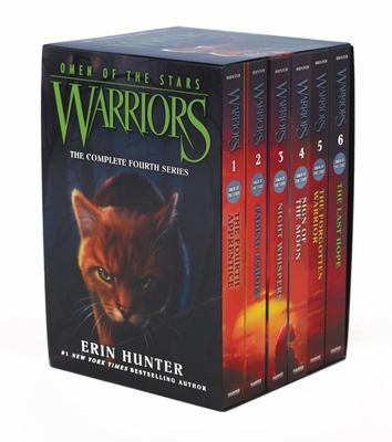 Omen of the Stars (Warriors Series 4: Omen of the Stars Box Set #1-6)