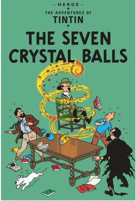 The Seven Crystal Balls (#13 Tintin)