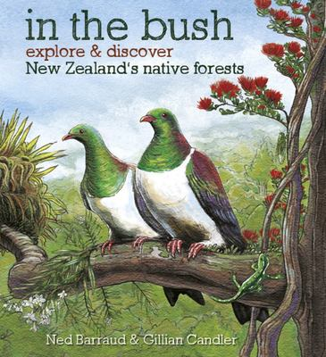In the Bush: Explore & Discover New Zealand's Native Forests (HB)