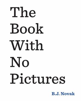 The Book with No Pictures (PB)