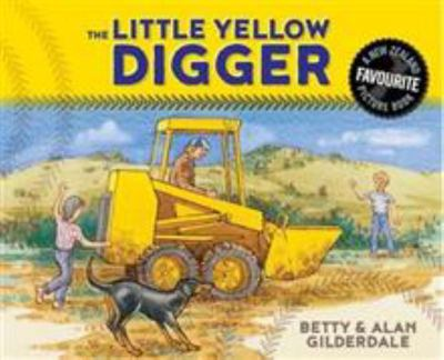 The Little Yellow Digger (gift edition) (HB)