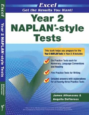Year 2  NAPLAN*-style Tests - Excel