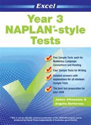 NAPLAN*-style Tests Year 3 (Excel)