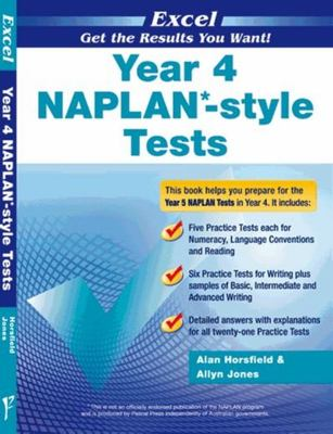 Year 4 NAPLAN*-style Tests - Excel