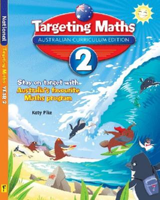 Targeting Maths: ACE Year 2 Student Book
