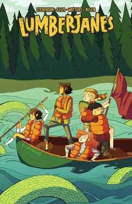Lumberjanes TP 3 : A Terrible Plan