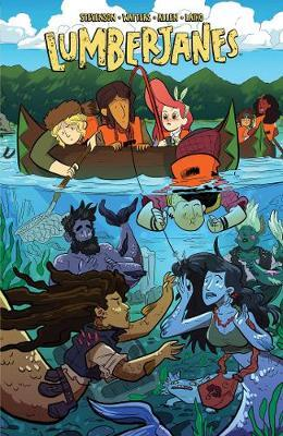 Band Together (Lumberjanes 5)