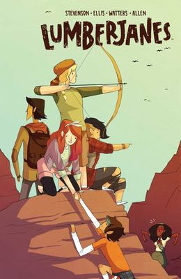 Friendship to the Max (Lumberjanes 2)