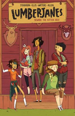Lumberjanes TP Vol. 1 Beware the Kitten Holy