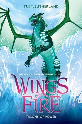 Talons of Power (#9 Wings of Fire) HB