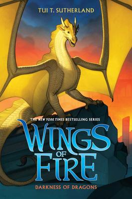Darkness of Dragons (Wings of Fire #10) HB