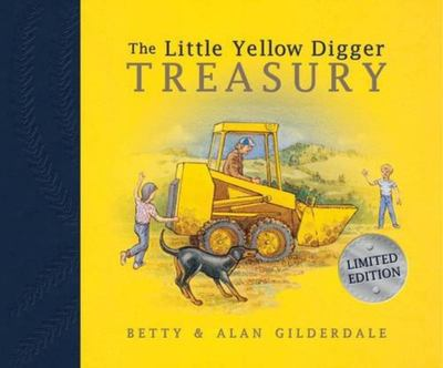 The Little Yellow Digger Treasury (HB)