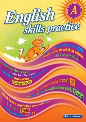 English Skills Practice Workbook A - Year 1 - RIC 6220