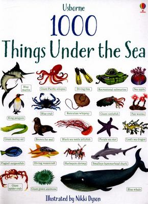 Things Under the Sea (1000 Things Board Book)