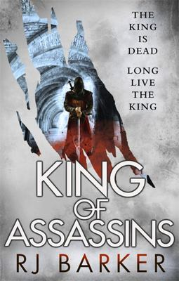 King of Assassins (#3 Wounded Kingdom)