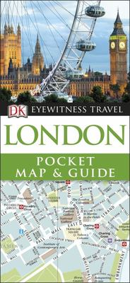 London Pocket Map and Guide - DK Eyewitness Travel Guide