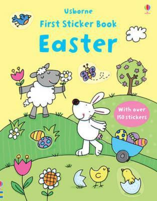 Easter (Usborne First Sticker Book)