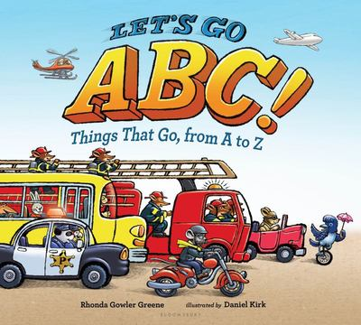 Let's Go ABC: Things That Go, from A to Z