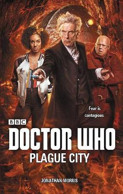 Plague City (Doctor Who) HB