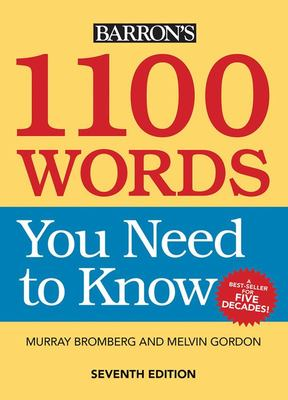 1100 Words You Need to Know (7th ed.)