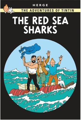 The Red Sea Sharks (Tintin #19)