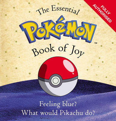 The Official Pokemon Book of Joy