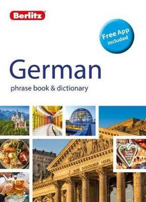 Berlitz German Phrase Book and Dictionary