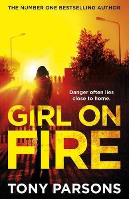 Girl On Fire: (DC Max Wolfe #7)