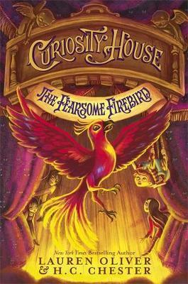 The Fearsome Firebird (Curiosity House #3)