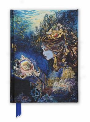 Josephine Wall Daughter of the Deep (Foiled Journal)