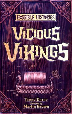 Vicious Vikings (Horrible Histories 25th Anniversary Edition)