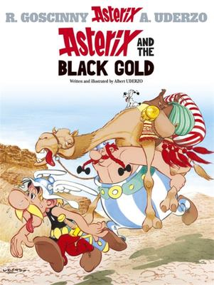 Asterix and the Black Gold (#26)