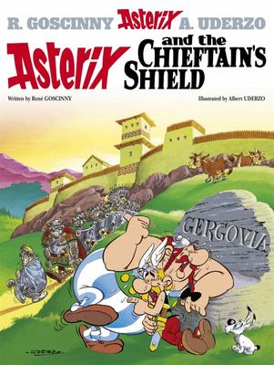 Asterix and the Chieftain's Shield (#11)
