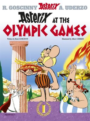 Asterix at the Olympic Games (#12)