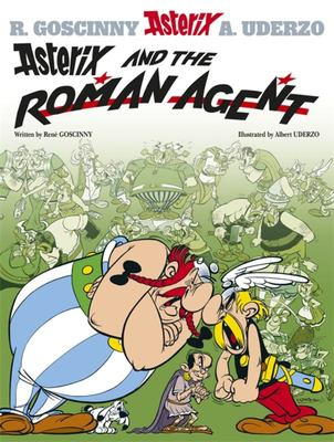 Asterix and the Roman Agent (#15)