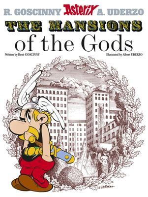 The Mansions of the Gods (Asterix #17)